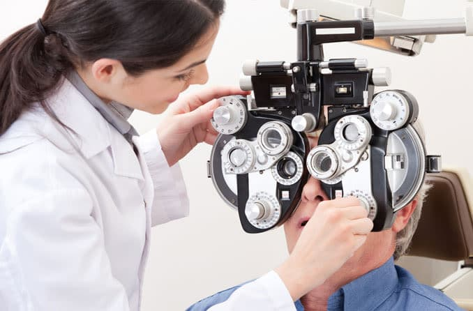 Eye Tests and Exams