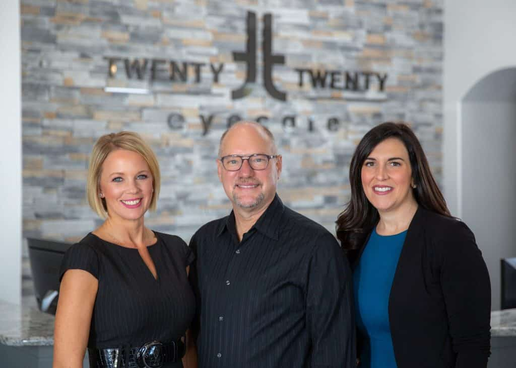 Twenty Twenty Eye Care Optometrists in Tulsa