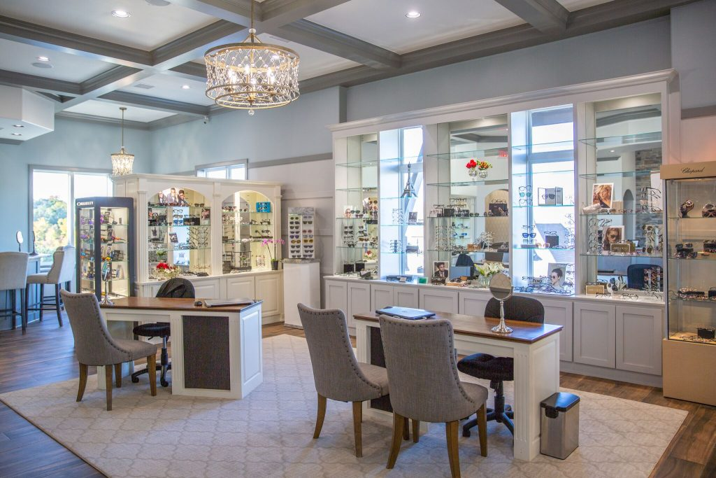 2020 Eyecare Optical Showroom