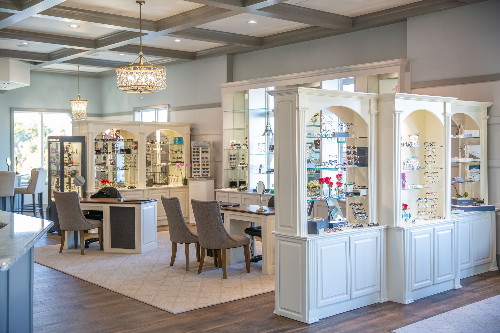 2020 Eyecare Optical Showroom